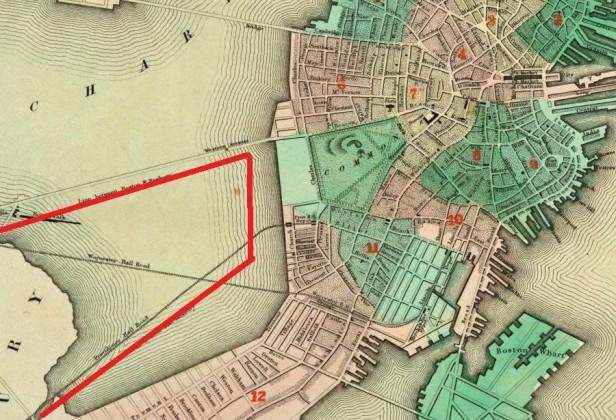 boston roxbury border 1839