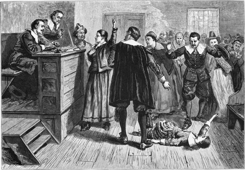 an analysis of the book salem possessed by paul boyer and stephen nissenbaum Free essay: comparing salem possessed by paul boyer and stephen nissenbaum, the story of the salem witch trials by bryan le beau, and.