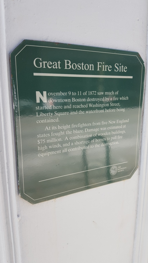 Photo 1 - Fire Site Plaque